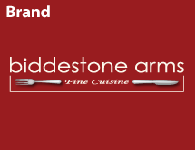 Biddestone Arms logo design Tarn Graphics