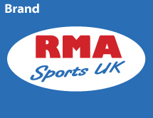 Rma Sports UK logo design Tarn Graphics