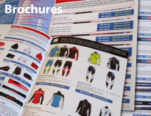 Brochure design wiltshire RMA Sports